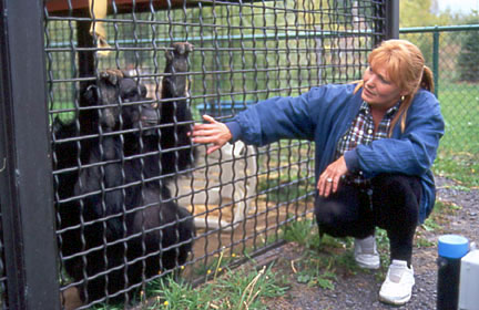 Jeannie and Gloria/Fauna Foundation