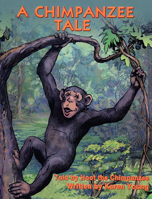 A Chimpanzee Tale (for children)